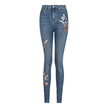 Blue skinny jeans for girls online shopping-the world largest blue ...