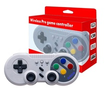 Mando inalámbrico para Nintendo Switch Pro, Bluetooth, Compatible con Nintendo Switch, Windows, PC, Android