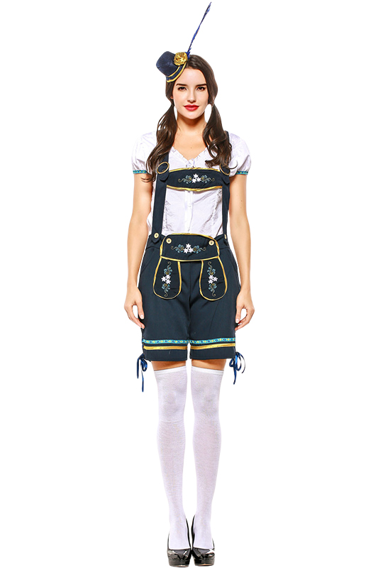 Germany Tradition Costume Oktoberfest Costume
