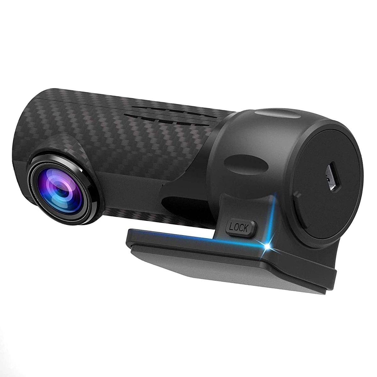 Car DVR Camera Driving-Recorder G-Sensor WIFI Mini 170-Degree WDR Built-In 6G All-Glass-Lens