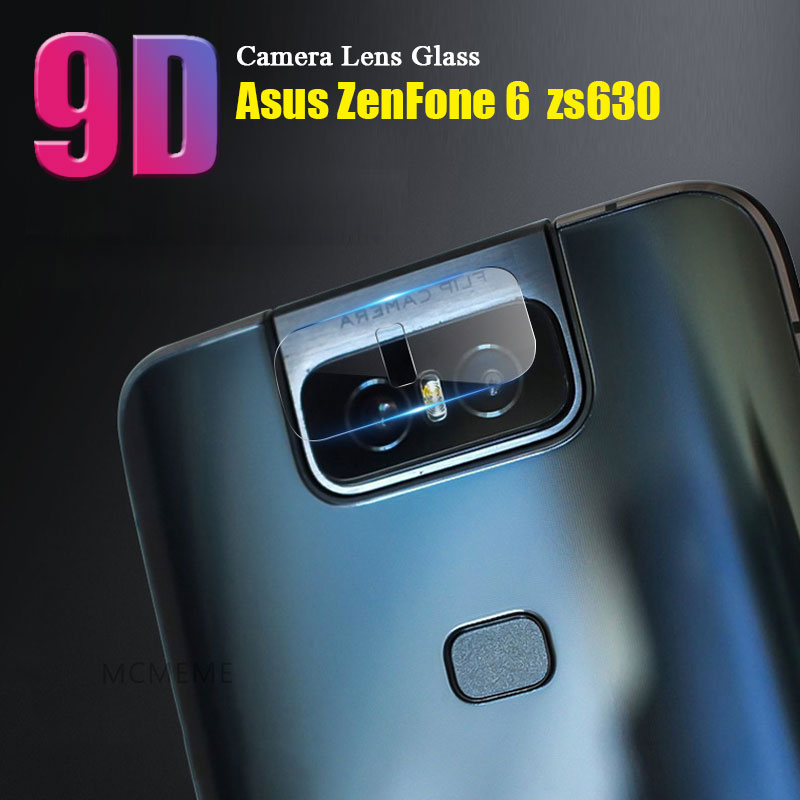Back Camera Lens Screen Protector Protective Film Tempered Glass For <font><b>Asus</b></font> <font><b>Zenfone</b></font> 6 zs630kl 2019 ZB602KL ZB601KL ZB631KL <font><b>ZE620KL</b></font> image