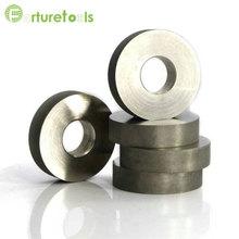 цена на Resin bond diamond abrasive grinding wheel for tungsten steel size D80*T8*H13*X5 150# JGS0102