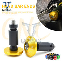 Motorcycle 7/8CNC Handle Bar End universal Handlebar Grips  for Moto Guzzi V7 Special Victory