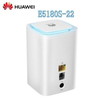 Unlock Huawei E5180 – LTE Cube – Huawei E5180s-22 CPE LTE Router 150 Mbit/s LAN 32 User