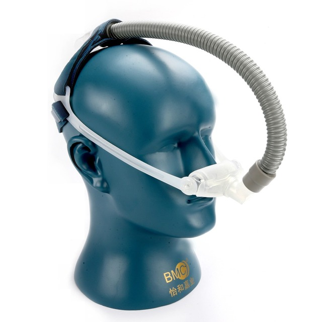 DOCTODD WNP CPAP Nasal Pillows System Mask Ventilator Available Sleep Health Care 3 Size Cushion Stop Snoring Free Shipping 4