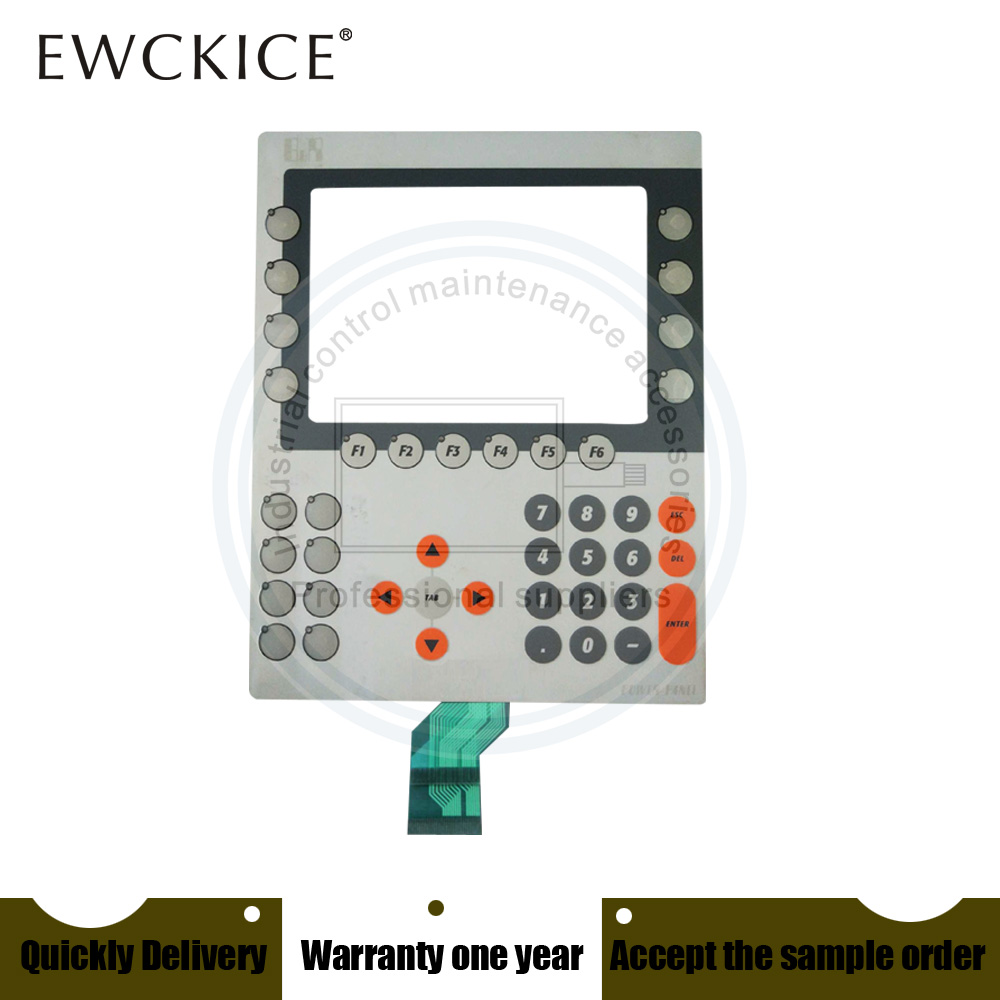 NEW 4PP451.0571 75 HMI PLC Membrane Switch keypad keyboard-in Industrial Computer & Accessories from Computer & Office