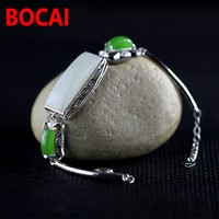 S925 sterling silver jewelry fashion boutique natural Bracelet novelty