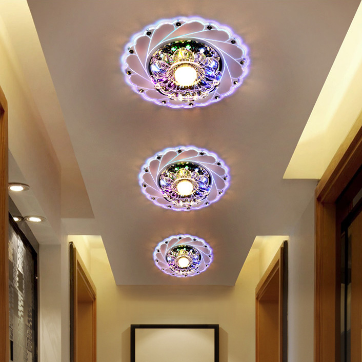 Dedicated Retro Led Ceiling Light Butterfly Night Lamp 3w Rgb Loft Bedroom Down Light Decor Indoor Home Wall Mount Lantern Ceiling Lights & Fans