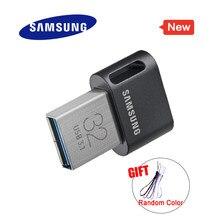 SAMSUNG-clé USB 3.1, 32 go, 64 go, 128 go, 256 go, Mini lecteur Flash USB, petit dispositif de stockage de bâton de mémoire