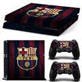 Famous football team skin for PS4 Skin PS4 Sticker for Sony PlayStation4 and 2 controller skins PS4 Stickers