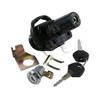 Ignition Switch Lock Keys For Yamaha YZF R1 2002 2003 R6 2006 2011