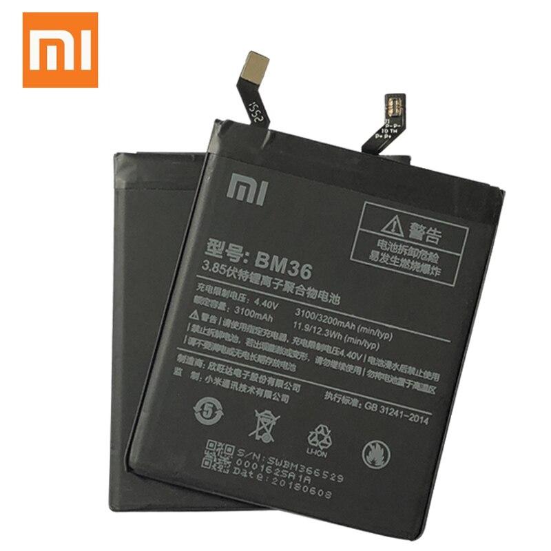 Image 2 - BM36 BM22 BM35 BM45 BM46 Battery For Xiaomi Mi4C Mi5S Mi 5 4C 5S Mi5 Redmi Note 2 3 Pro Replacement Battery Batterie Free Tools-in Mobile Phone Batteries from Cellphones & Telecommunications