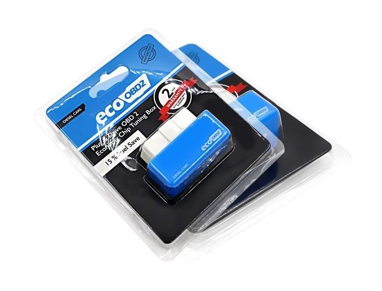 In Quality 2018 Increase Hidden Power Blue Ecoobd2 Diesel Economy Chip Tuning Box Plug Drive Eco Obd2 For Diesel Car Lower Fuel Emission Superior