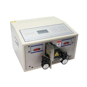 Image 3 - SWT 508C מחשב אוטומטי חוט stripping מכונת SWT508C חיתוך כבל crimping וקילוף 0.1 2.5mm2