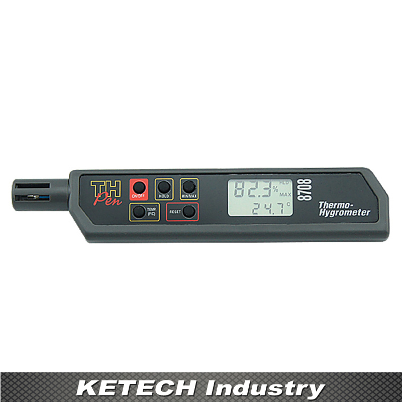 AZ8709 Digital Pen Type Hygro-thermometer with Temperature range -20~50C