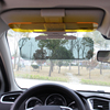 HD Car Sun Visor Car Anti Glare Dazzling Goggle Day Night Vision Driving Mirror UV Fold