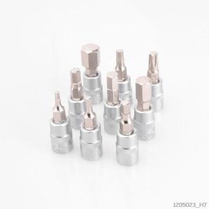 Image 2 - 1/4 inch 1 25NM Tıklayın Ayarlanabilir Tork Anahtarı Bisiklet onarım aletleri seti seti aracı bisiklet tamir anahtarı el aleti seti