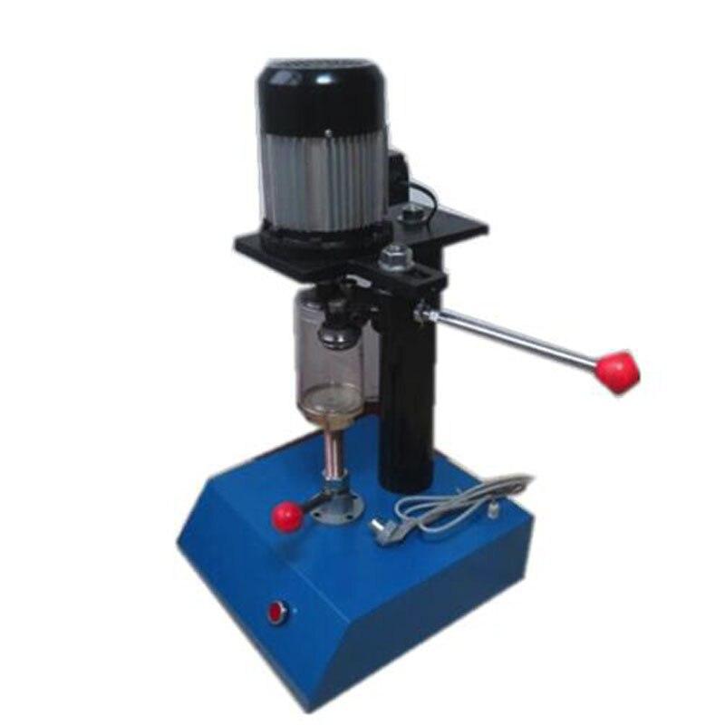 Électrique Bidon Machine de Capsulage PET Canette D'étanchéité Conserve Bouchon Machine de Pressage