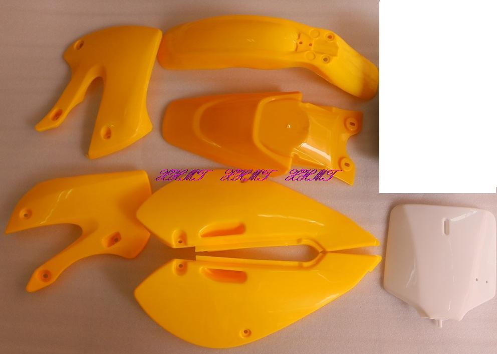Plastic Bodywork Fairing Body Kit for KAWASAKI KX 65 KX65 KX 65 2000 2001 2002 2003