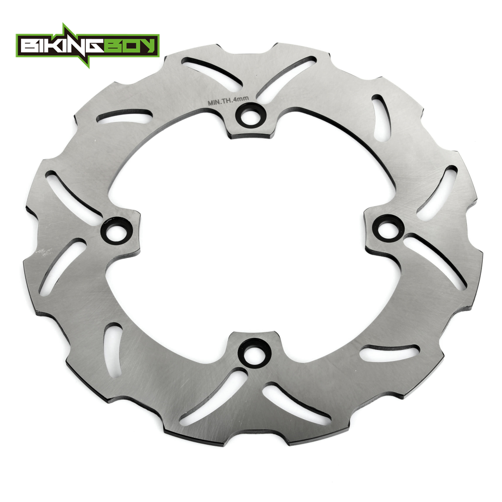 Bikingboy New Rear Brake Disc Rotor For Suzuki Dr 650