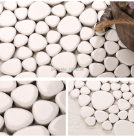 Shipping free!White Glazed Ceramic Mosaic Wall Tiles,Kitchen/bath shower/TV/Fireplace background home decor wall tiles,LSTCZYS04