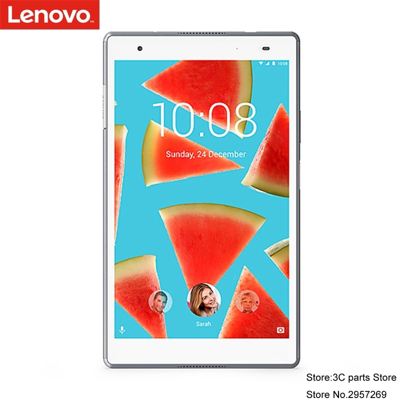 Lenovo Tab 4 plus 8704F 8 inch Android 7.1 Wifi Tablet 4GB 64G Qualcomm 8053 1920*1200 Fingerprint Double-sided glass design