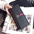 2017 Women Long Wallet Luxury Brand Card Holder Multifunctional Popular Purse Top Quality Free Shipping portefeuille femme