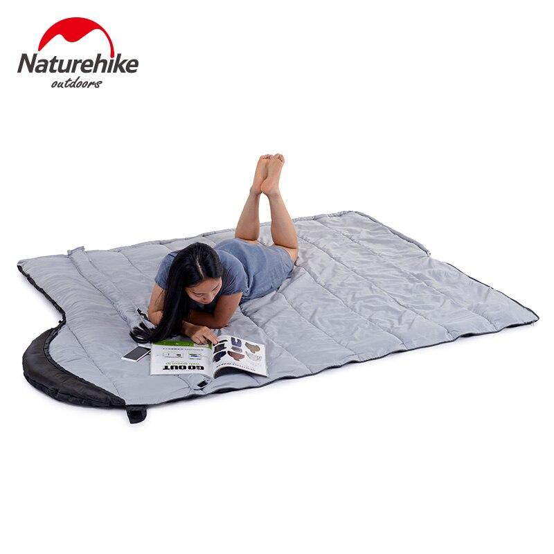 naturehike acampamento saco de dormir algodao ultraleve 04