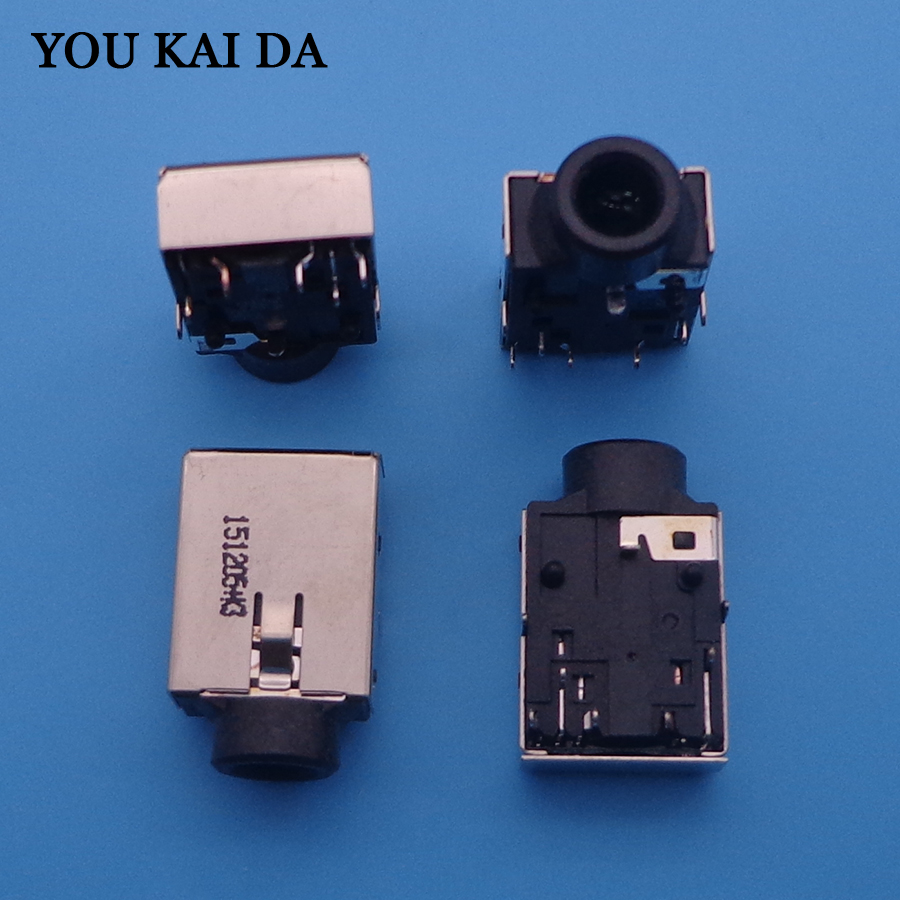 Laptop 3.5mm Audio Jack Notebook Connector For LENOVO DELL HP ACER TOSHIBA ASUS Gateway Notebook 3.5 Headphone Jack