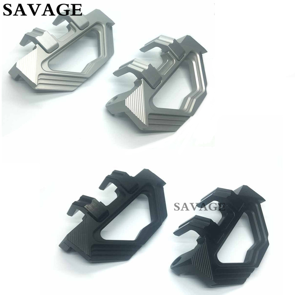 Motorcycle CNC Anti-fade Front Brake Caliper Cover Guard For BMW R1200GS LC 2013-2016 ADV 2014-2016 bjmoto motorcycle cnc adjustable folding gear shift lever shifter brake pedal for bmw r1200gs lc r1200gs adv 2014 2016
