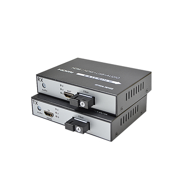 Extensor de fibra óptica HDMI 1080 p de alta calidad a transceptor y transmisor de fibra óptica SC 20 km