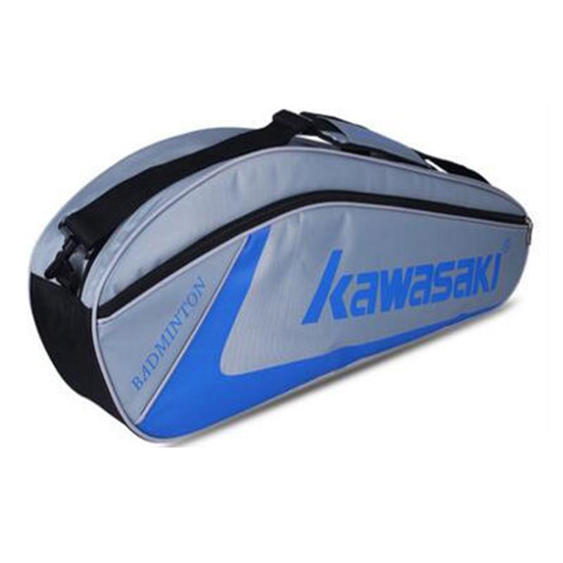 Shoes New Professional Training Sport Big Capacity Bag Shoulder Bag For Badminton Tennis Rackets Gym Men Women 72x18x27cm