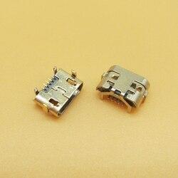 300 pcs Para Huawei Y5 II CUN-L01 Mini Micro USB jack cabo de alimentação tomada de Carregamento Porta Carregador Conector dock de Substituição reparação