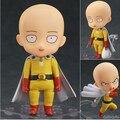 NUEVA caliente 10 cm versión Q UN GOLPE HOMBRE Saitama Sensei movable figuras de acción juguetes colección de juguetes de navidad