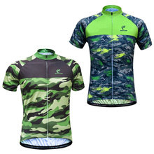 цена на Cycling Jersey Pro Team Men Bike Jersey Summer Bicycle maillot Breathable MTB Short Sleeve Bike Clothing Ropa Ciclismo