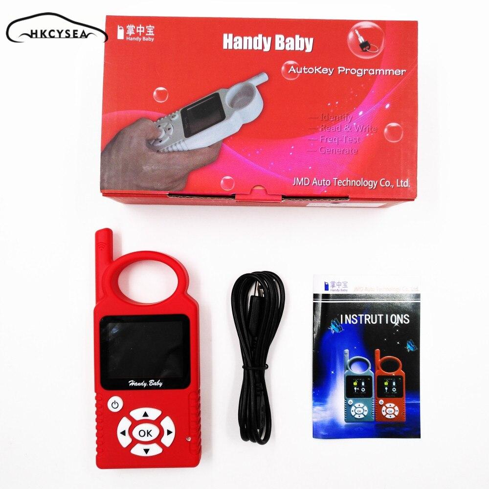 Новейшая версия V9.0.0 Handy Детские ручной ключи от машины копия Auto Key Программист для 4D/46/48 чипы ...