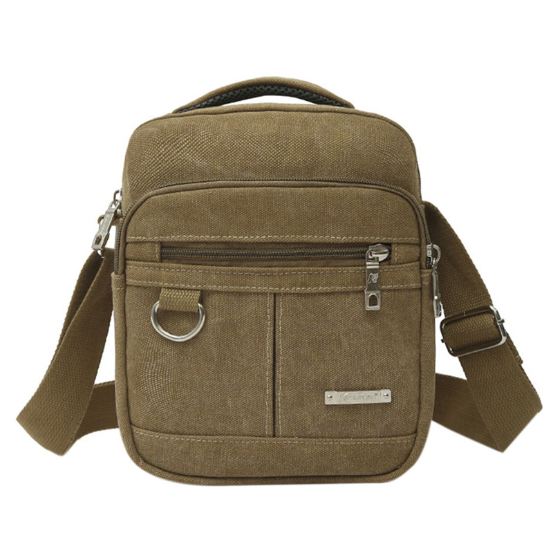 Fashion Men Shoulder Crossbody Bag High Quality Canvas Handbag Messenger Bag Casual Travel Bags Men Messenger Bags Male Clutches augur new men crossbody bag male vintage canvas men s shoulder bag military style high quality messenger bag casual travelling