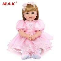 50 см возрождается младенцы куклы Живой куклы 20 boneca bebe Reborn corpo силиконовые куклы для девочек детские игрушки подарок