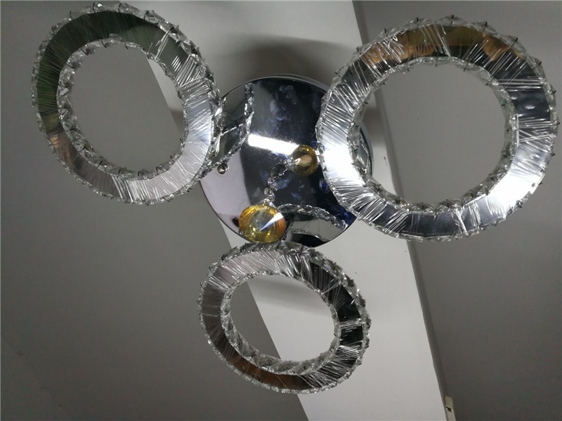 moderno 30 w led lustres luminaria plafond