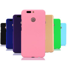 Phone Case For Fundas Huawei Honor V9 360 Matte Hard plastic PC Candy Color Back Cover for Coque 8 Pro