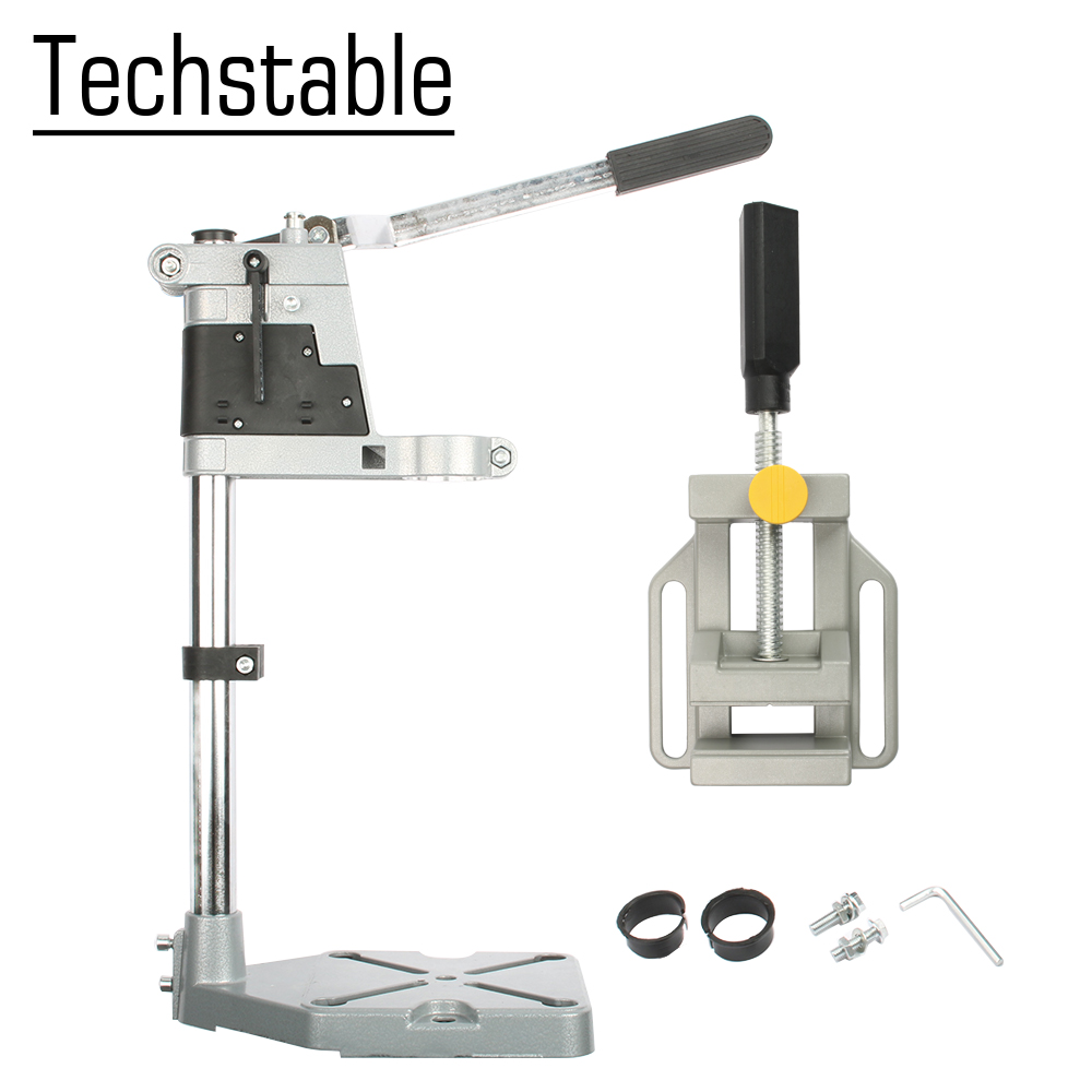 1pc Electric Drill Stand Holding Holder Bracket Single