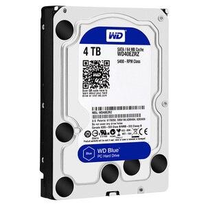 Image 3 - WD Western Digital ブルーデスクトップコンピュータ HDD 4 テラバイト 5400RPM 3.5 インチ SATA 6 ギガバイト/秒内部 4 テラバイト 64 メガバイトのキャッシュハードドライブディスクディスコ Duro