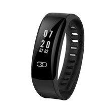 K8 Bluetooth Smart Браслет IPX6 Водонепроницаемый Поддержка монитор сердечного ритма/крови Давление Monitor/звонки напомнить и т. д.