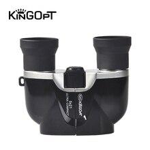 лучшая цена KINGOPT 5x21 Binoculars Professional High-power All Optical Coating Metal Tubes Binocular Telescopes for Tourism Bird-watching