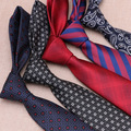 7cm Mens fashion Business dress Pellis Plaid stripe snakeskin pattern neckties Casual occupation work Disi Ties