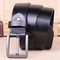 Designer Belts High Quality Men S 100 Genuine Leather Belt Men Luxury Casual Strap Alloy Vintage