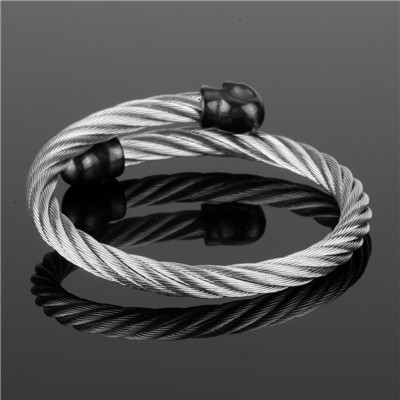 Mcllroy Wire Men Bangle...