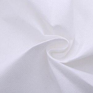Image 5 - CYขายร้อนสีขาว1.6x2เมตรผ้าฝ้ายไม่สารมลพิษสิ่งทอมัสลินภาพพื้นหลังสตูดิโอถ่ายภาพหน้าจอC Hromakeyฉากหลังผ้า