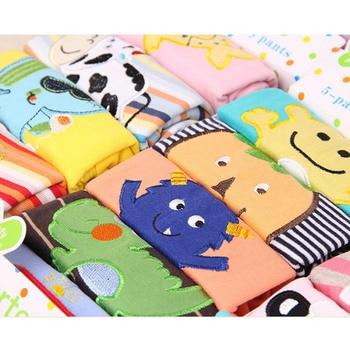 PP Pants 5pcs/lot 2016 Baby Fashion Model Babe Pants Cartoon Animal Printing Baby Trousers Kid Wear Baby Pants15-199 4