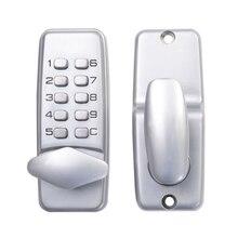 Gujia Новый Водонепроницаемый Keyless Пароль Дверные замки для дома и офиса Применение высокого качества